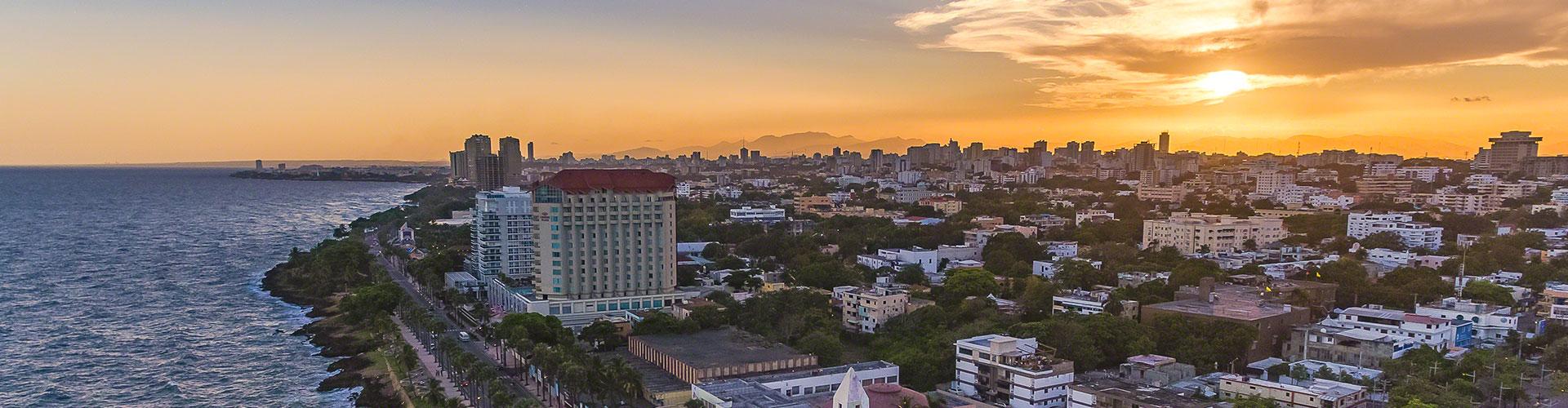 Urlaub Santo Domingo an der Südküste der Dominikanischen Republik